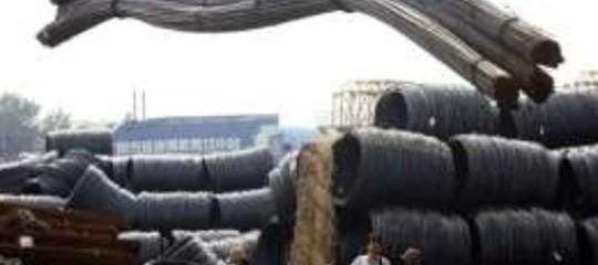 METALLI: LAMENTELE UFFICIALI ALLA WTO