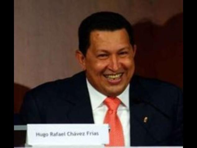 HUGO CHAVEZ, L'AMICO DEGLI ARABI