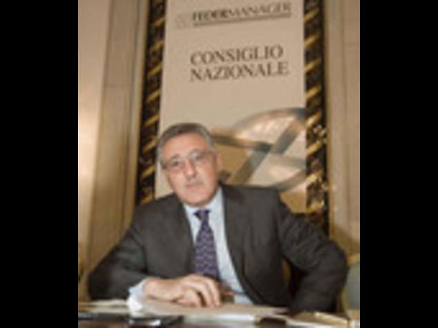 GIORGIO AMBROGIONI,  NUOVO PRESIDENTE DI FEDERMANAGER