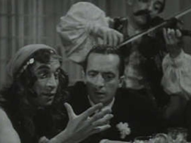 MARCO ELTER - GLI ALLEGRI MASNADIERI (1937) (La situazione comica)