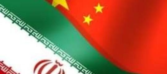 CINA: PRIMO PARTNER  COMMERCIALE DELL'IRAN