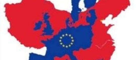 IMPORTAZIONE DI CARTA:  UE CONTRO CINA