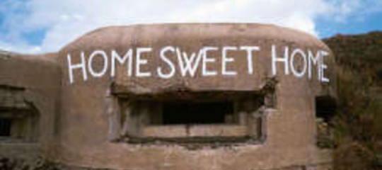 """ITALIAN GENIUS NOW. HOME SWEET HOME"""