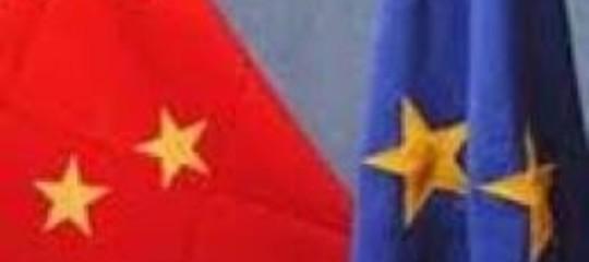 SUSSIDI STATALI: PECHINO CONTRO BRUXELLES