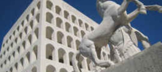 NASCE ALL'EUR LA ROMA MODERNA
