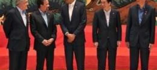 APEC: PECHINO  SOTTO I RIFLETTORI