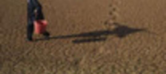 SICCITA': NELLO SHANDONG MAI COSI' IN DUE SECOLI