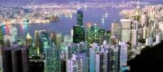 DALLA CINA A HONG KONG