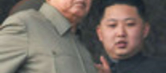 VISITA A SORPRESA  IN CINA PER KIM JONG IL