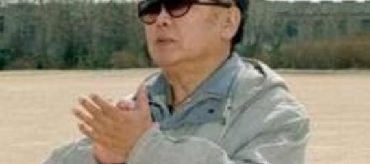 KIM JONG IL LASCIA CINA DOPO COLLOQUI CON HU