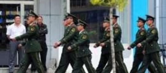 SCONTRI E LEGGE MARZIALE  IN MONGOLIA INTERNA