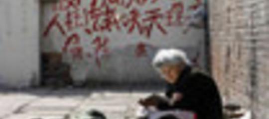 LUO JINZHI, L'EROINA DEI PETITIONERS