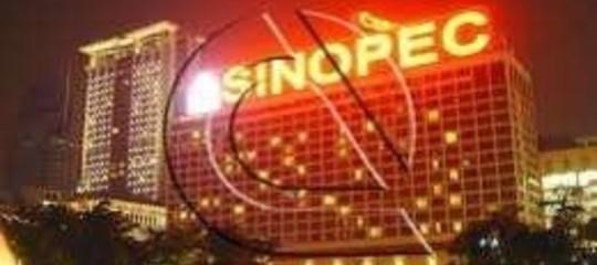 SINOPEC: CONTRATTO GNL  CON AUSTRALIA 85 MLD $
