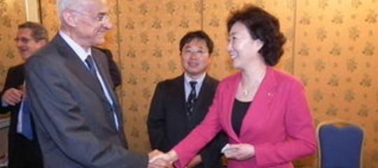 Vicegovernatrice della provincia dell'Anhui