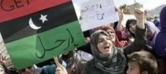 RIBELLI LIBICI: COSA HA IN MENTE PECHINO?