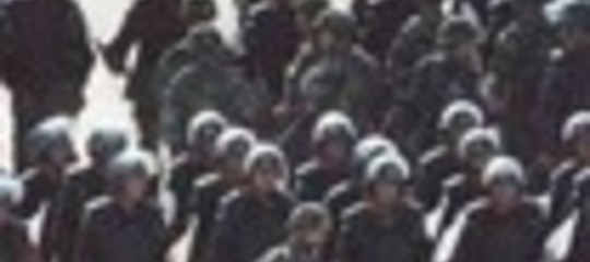 GIUSTIZIATI 2 UIGHURI  PER SCONTRI DI KASHGAR