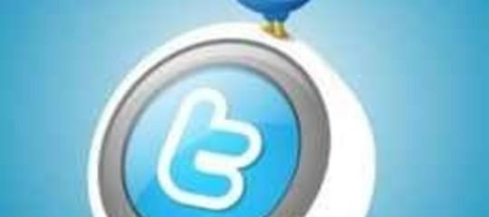 GUERRA DEL WEB: SCENDE IN CAMPO TWITTER