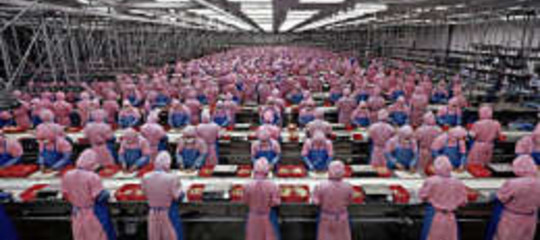 SHENZHEN: MILLE  LAVORATORI IN SCIOPERO
