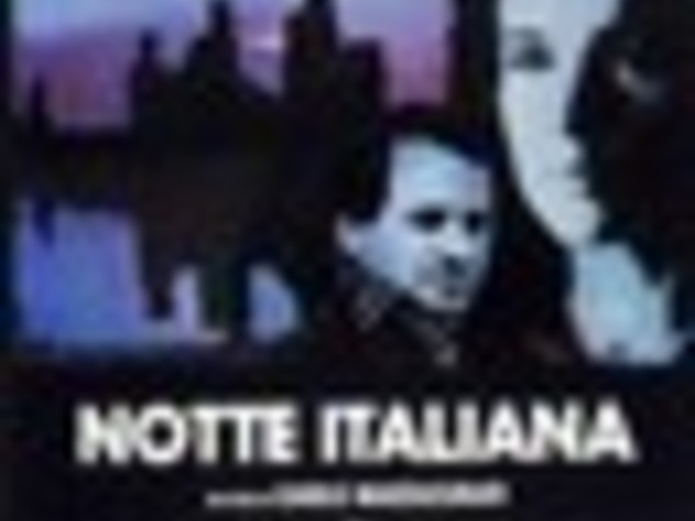 CARLO MAZZACURATI - NOTTE ITALIANA (1987) (Settimana della critica)