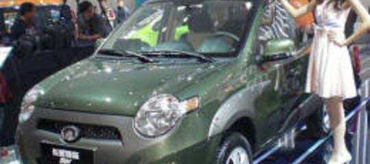 AUTO: ANCHE I COSTRUTTORI CINESI INVESTONO IN SICUREZZA
