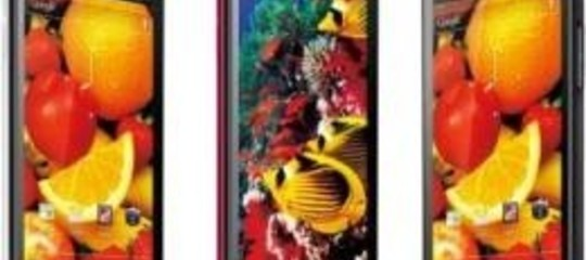 HUAWEI LANCIA SMARTPHONE PIU' SOTTILE