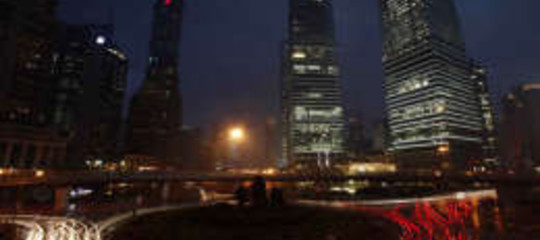 "Anno 2015: Shanghai  la ""Wall Street cinese"""
