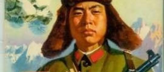 PECHINO RISPOLVERA LO SPIRITO DI LEI FENG