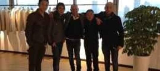 Gruppo Mangano  si espande in Cina
