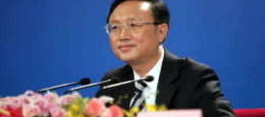 Ministero esteri:  tutti i dossier di Pechino