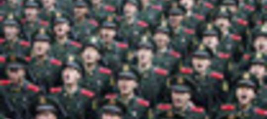 PERCHE' LA CINA SI STA ARMANDO? Nunziante Matrolia è Ricercatore del Centro Militare di Studi Strategici (CeMiSS)