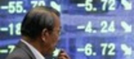 Borse cinesi  chiudono piatte