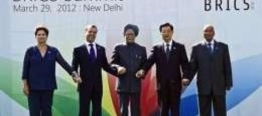 Summit Brics al via  tra accordi e piano Banca
