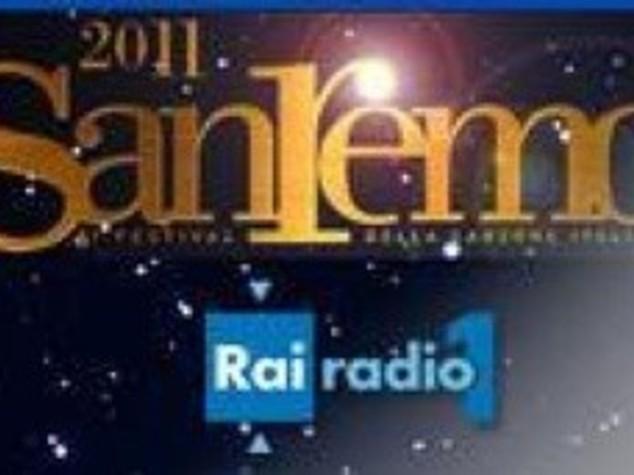 RADIO1, 60 ORE DI DIRETTA DEDICATE AL FESTIVAL