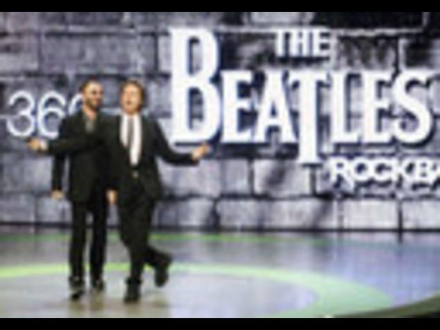 VIDEOGIOCHI: PAUL E RINGO LANCIANO IL GIOCO DEI BEATLES