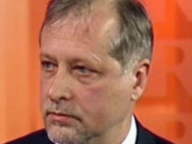 Sergei Komlev, capo della direzione prezzi e contratti di Gazprom Export