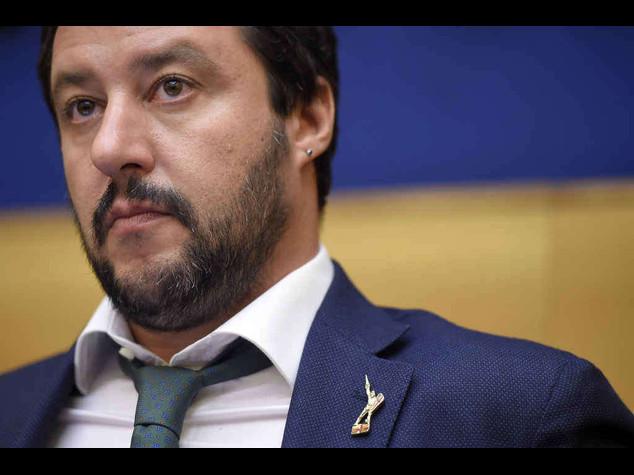 "Grillo presenta referendum anti-euro, Salvini ""presa in giro"""