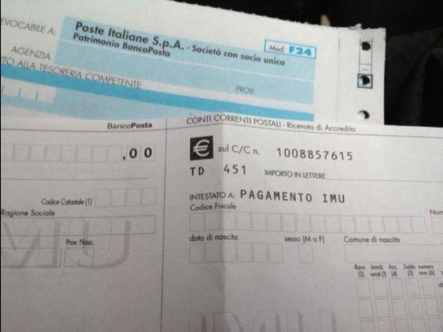 Coldiretti: 51% degli italiani paghera' le tasse con la tredicesima