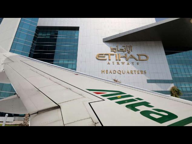 Alitalia: da Poste via libera ad alleanza con Etihad