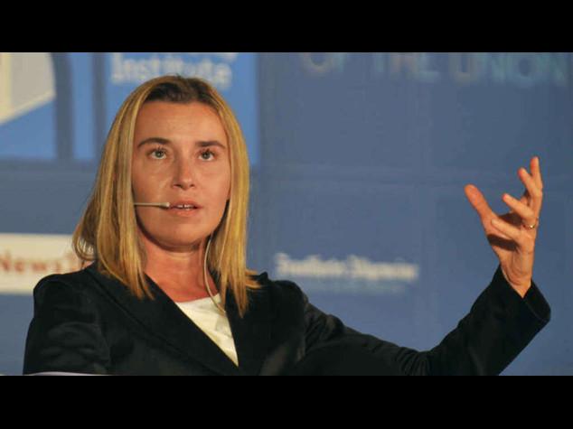 M. O.: Mogherini a Lega Araba, Italia sostiene piano pace a Gaza