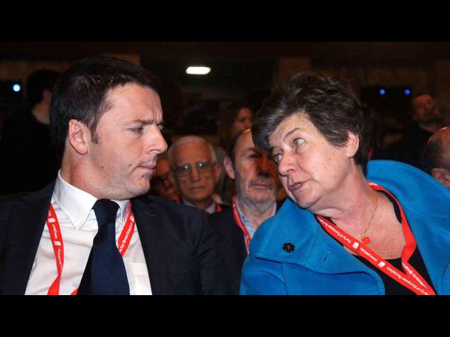"""Renzi-sindacati, ancora scontro La Cgil, """"basta con gli insulti"""""""
