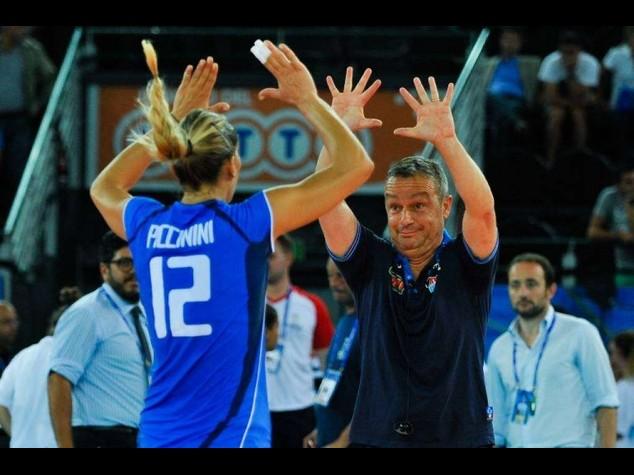 Volley: Mondiali donne; l'Italia cala tris, Argentina ko