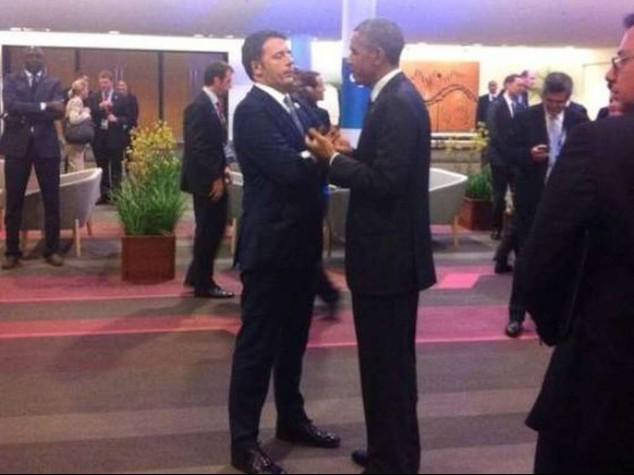 """Renzi incontra Obama e Putin Il premier, """"austerita' non basta"""""""