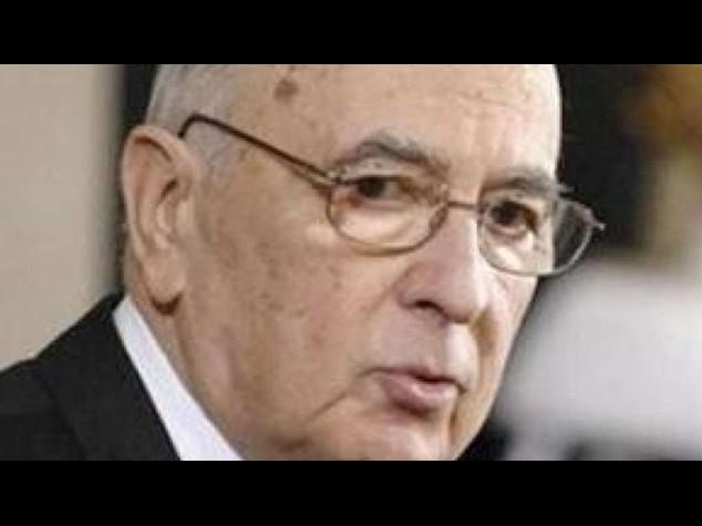 """Napolitano, """"invadere Gaza avrebbe conseguenze imprevedibili"""""""