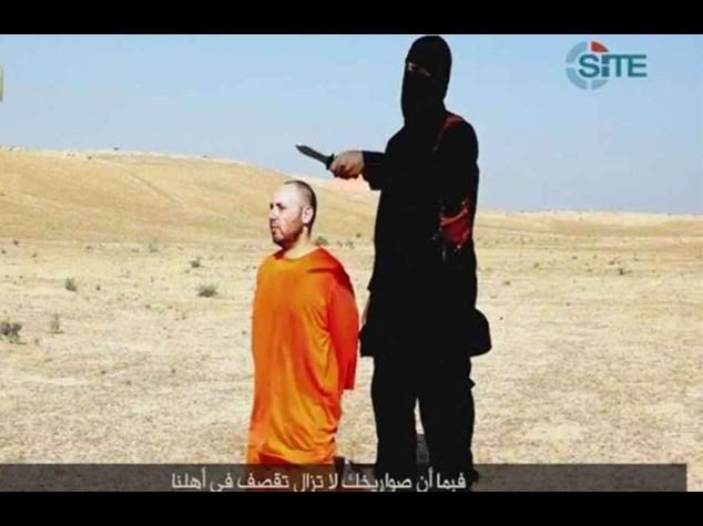 """Madre Foley accusa """"mio figlio una 'seccatura' per governo Usa"""""""