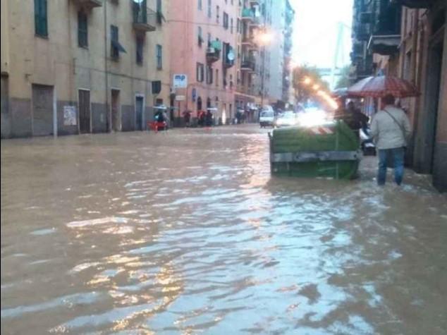 Maltempo: 2 morti nel Varesotto Burlando, in Liguria 1 mld danni