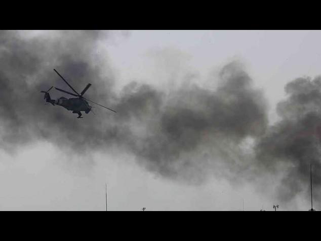 Ucraina: Itar-Tass, Kiev ha da ieri sistemi anti-aerei Buk a est