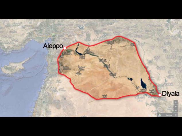 """L'Isis proclama il califfato. Baghdad """"e' una minaccia globale"""""""