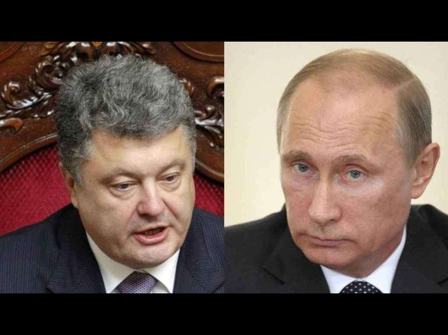 Ukraine and Russia agree to work together for ceasefire