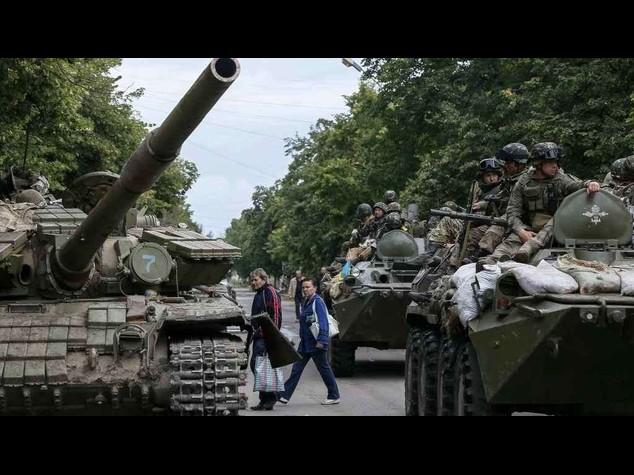 Ucraina: notte di sangue, 22 morti nei combattimenti