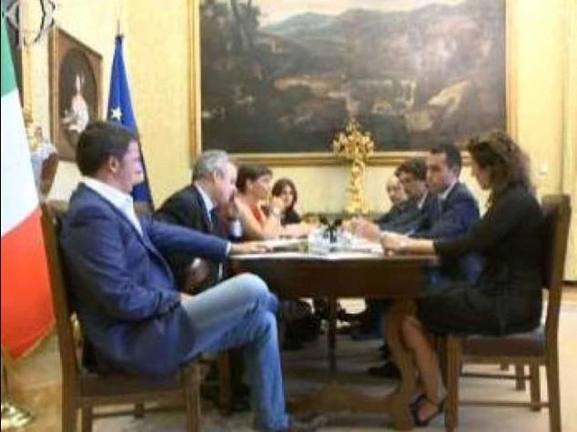 """Riforme: M5S a Renzi, """"tempo scaduto"""". Nessun altro incontro"""